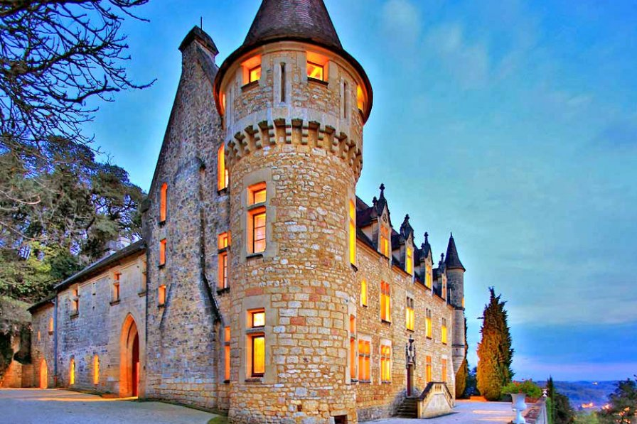 Chateau To Rent In Carlux France With Private Pool 202229