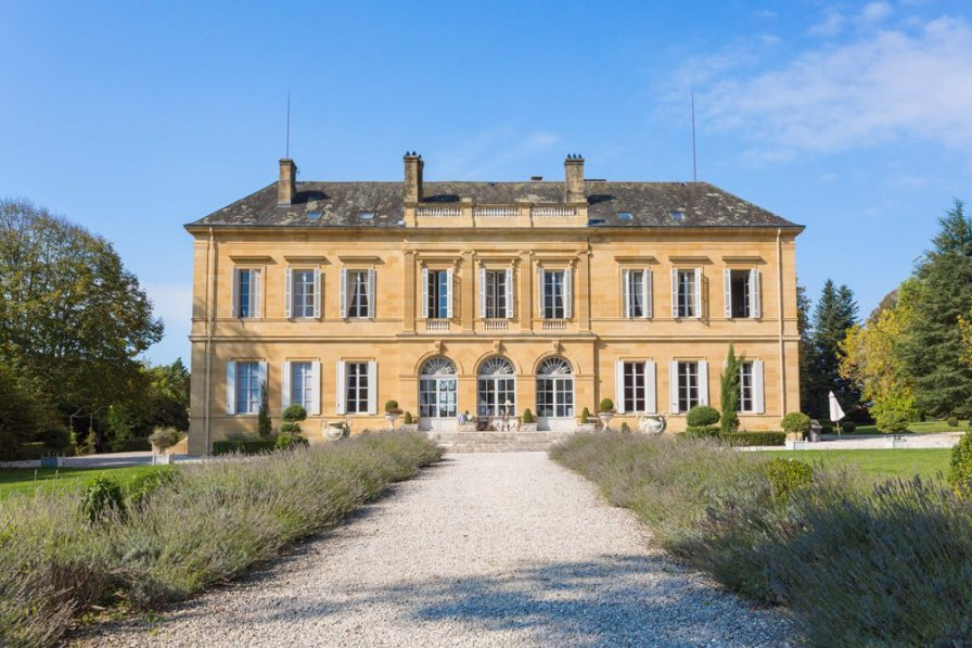 Chateau in France, Payzac