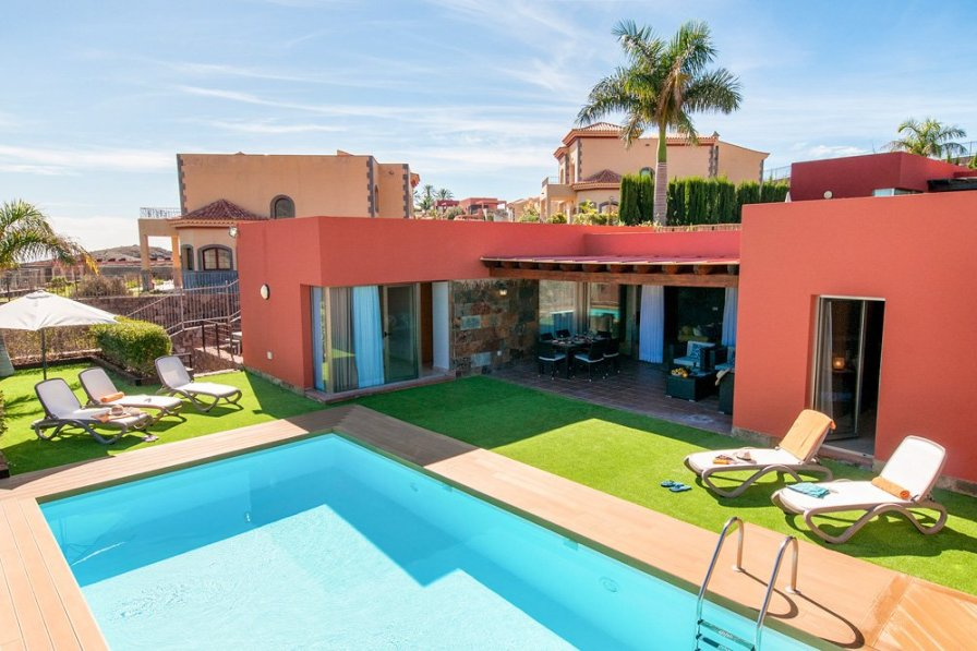 Villa in Spain, Golf Resort Salobre Norte
