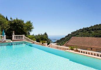 Villa in France, Mont Leuze