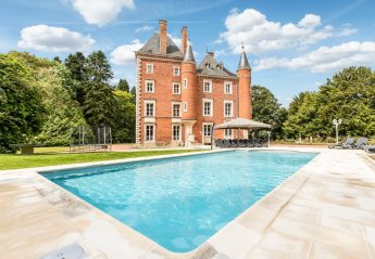 Chateau in France, Vescours