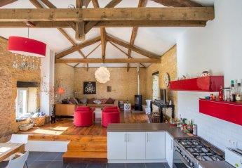 Villa in France, Lacapelle-Biron