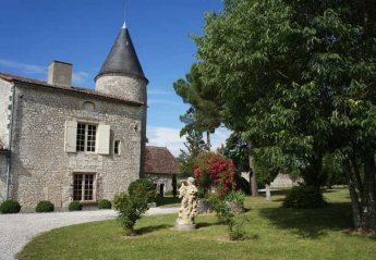 7 bedroom Chateau for rent in Bergerac