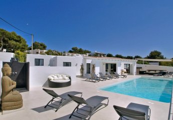 5 bedroom Villa for rent in Sant Josep de sa Talaia