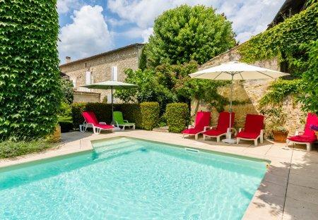 Villa in Pujols, France