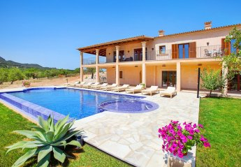 5 bedroom Villa for rent in Felanitx