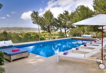 6 bedroom Villa for rent in Sant Josep de sa Talaia