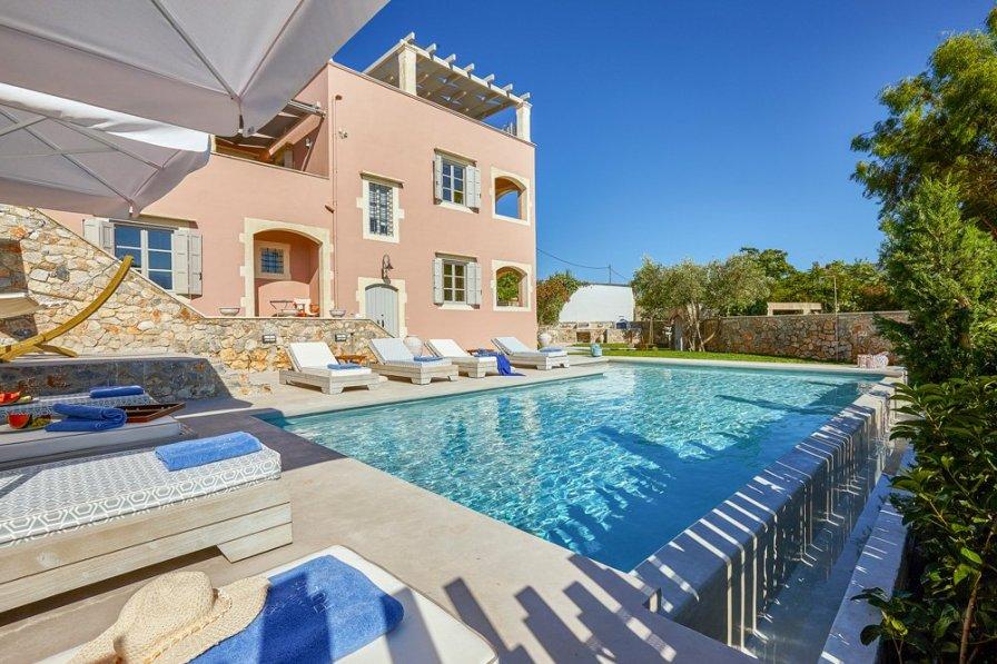 Villa in Greece, Almyrida