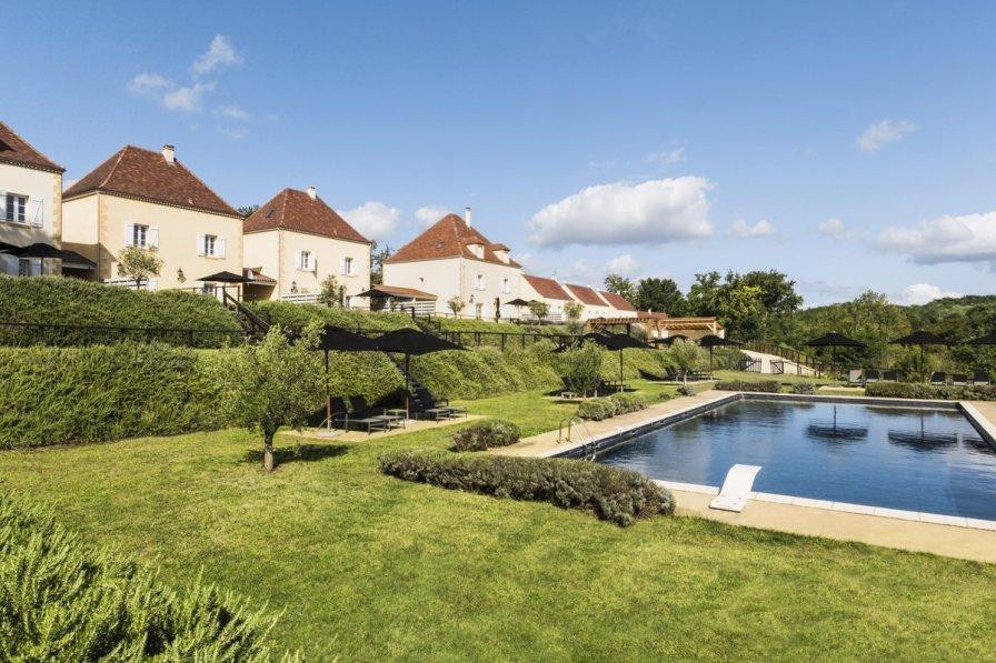 Villa in France, Mouleydier