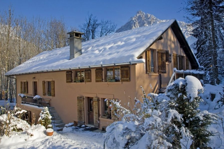 Chalet in France, Les Houches