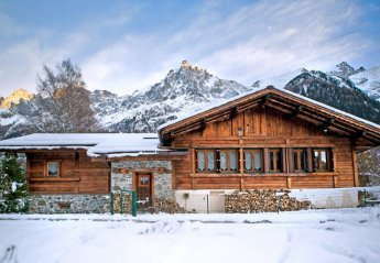 4 bedroom Castle for rent in Chamonix