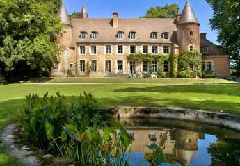 Chateau in France, Allier