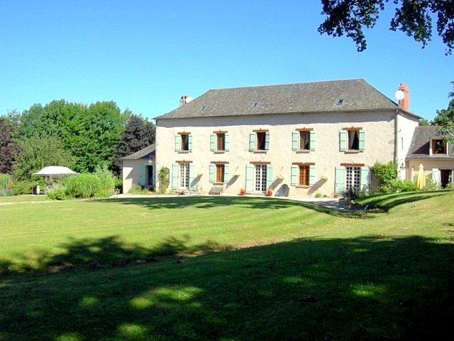 Villa in France, Saint-Jal