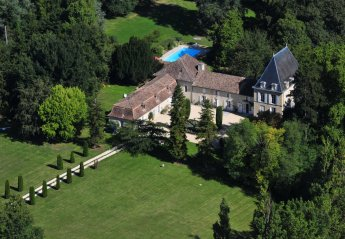 Chateau in France, Cahuzac