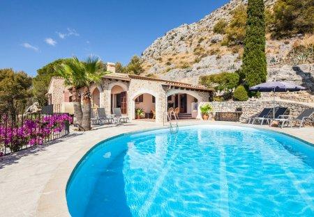 Villa in La Font, Majorca