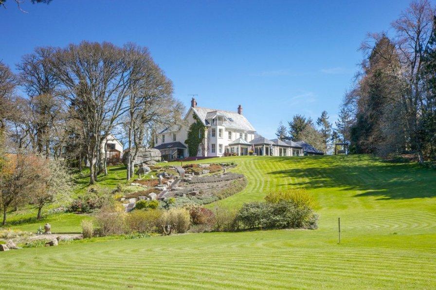 Chateau in United Kingdom, Chagford