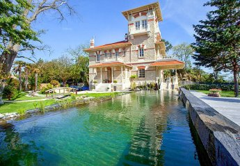 8 bedroom Villa for rent in Arcachon Bay