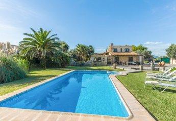 4 bedroom Villa for rent in Alcudia