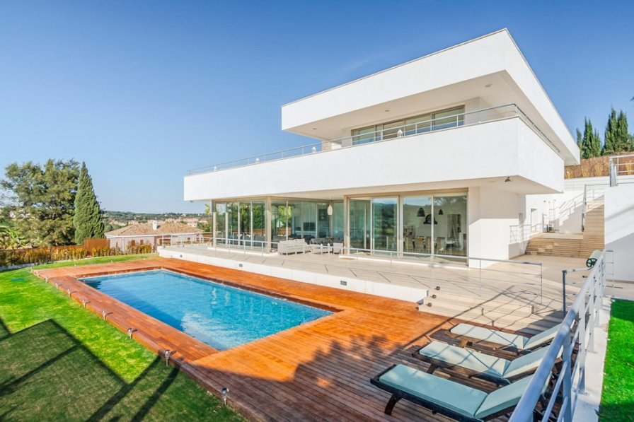 Villa in Spain, San Roque