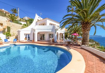 3 bedroom Villa for rent in Moraira