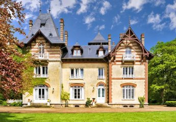 Chateau in France, Gauciel