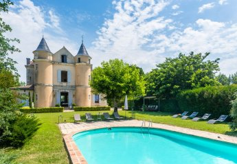 Chateau in France, Puymiclan
