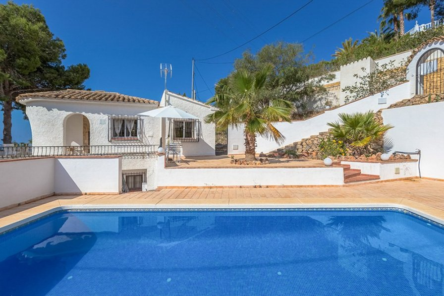 Villa in Spain, Sierra Altea