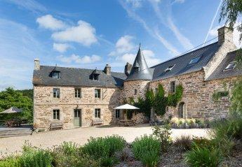 Chateau in France, Trémel