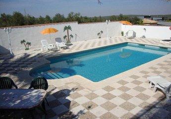 Villa in Spain, Puente Genil: Pool Area