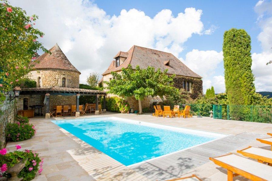 Villa in France, Sainte-Mondane