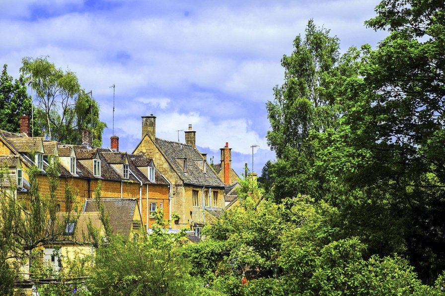 Cottage in United Kingdom, Blockley