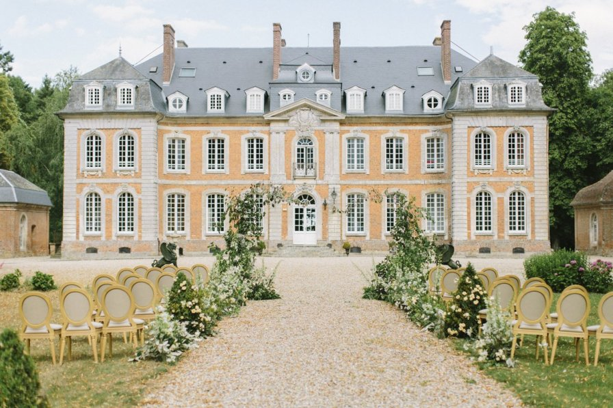Chateau in France, Boisney