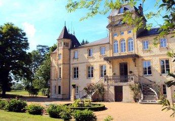 Chateau in France, Varennes-Vauzelles