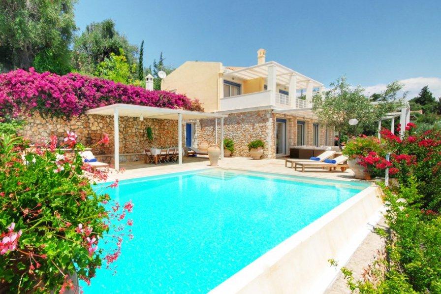 Villa in Greece, Barbati