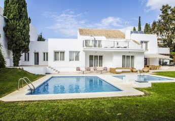 7 bedroom Villa for rent in Nueva Andalucia