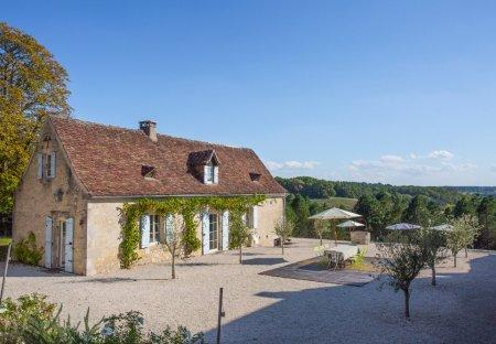 Villa in Fossemagne, France