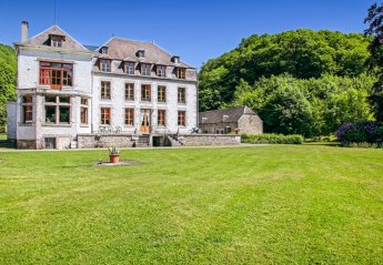 Chateau in France, Vireux-Wallerand