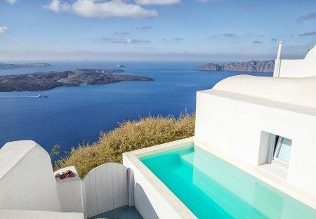 Villa in Imerovigli, Santorini