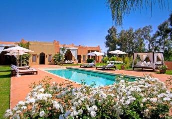 6 bedroom Villa for rent in Marrakech City
