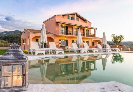 Villa in Almyros, Greece