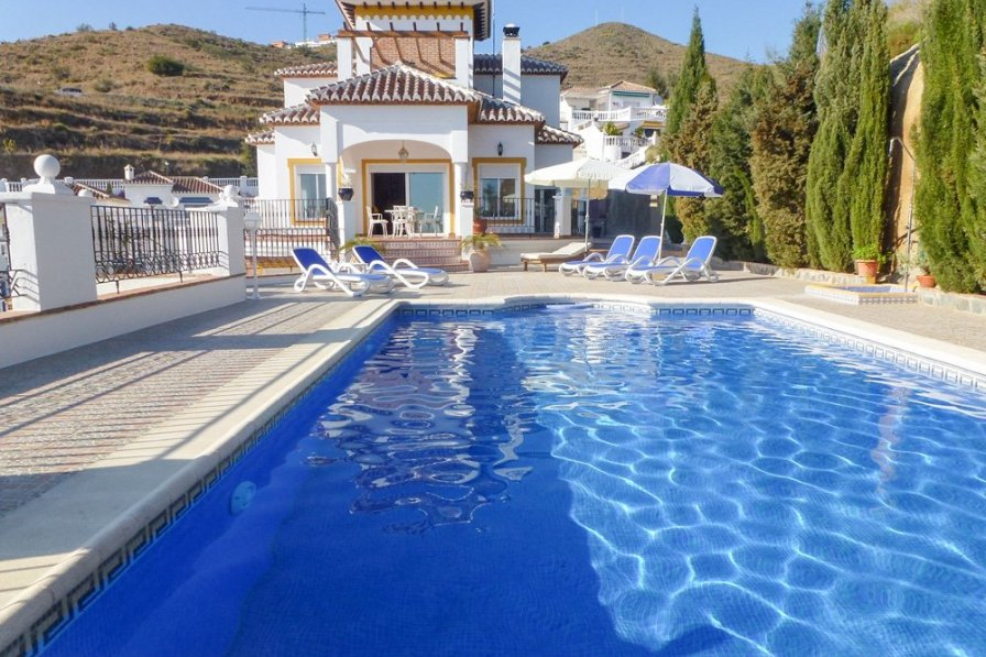Villa in Spain, Urbanizacion Panorama Beach