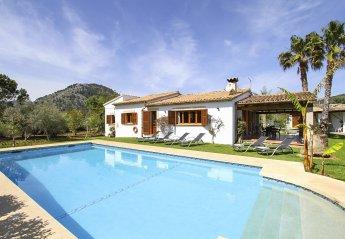Villa in Spain, Ca na Justa