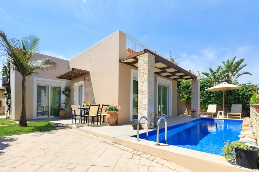 Villa in Greece, Kissamos
