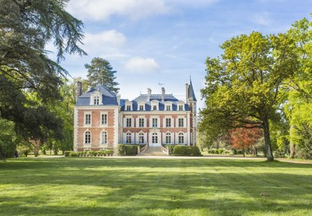 Chateau in Candé, France