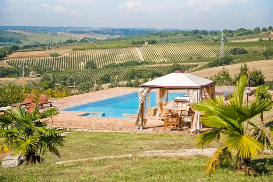 Villa in Italy, Baschi