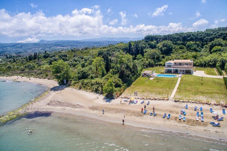 Villa To Rent In Roda Corfu With Private Pool 202721
