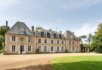 Chateau in France, Dangeau