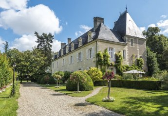 11 bedroom Chateau for rent in Indre-et-Loire