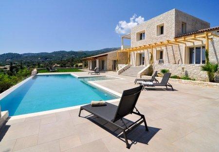 Villa in Kassiopi, Corfu
