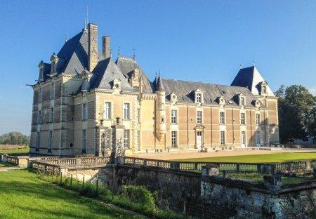 Villa in Vernantes, France
